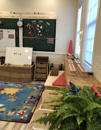 Montessori chalkboards