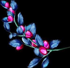 flower leaves